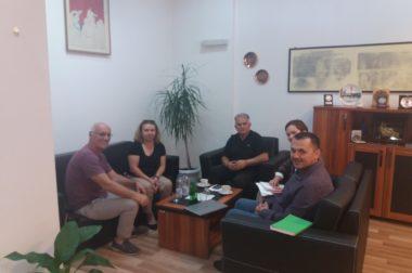 Monitoring visit to University of Prizren
