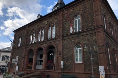 A day in Geisenheim – The story of Fitore Hajdini from University of Prizren