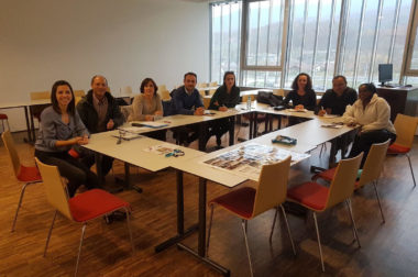 T2P National Partners Attend Workshops at University of Applied Sciences (FHS) Salzburg/ Austria within Special Mobility Strand