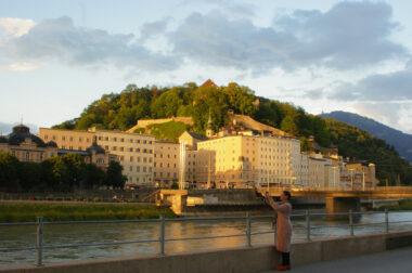 Nikoleta's update from Salzburg University of Applied Sciences (FHS)